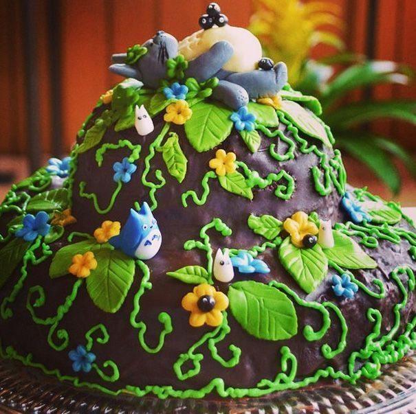 20 tortes, kuras ir žēl sagriezt 9