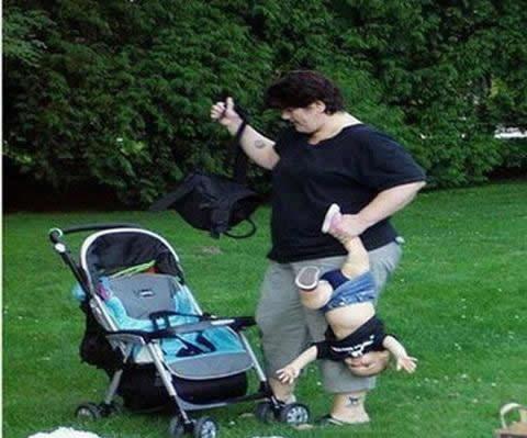 20 piemēri tam, ka ir mammas, kuras ir sliktākas par tēviem 11