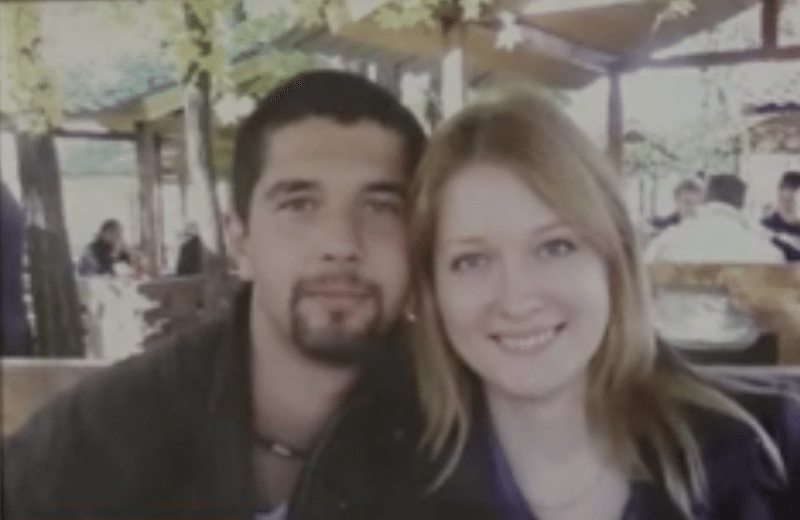 Vilciens pārbrauca viņa sievas galvai... Pēc 5 mēnešiem viņa izglāba 2 dzīvības 1