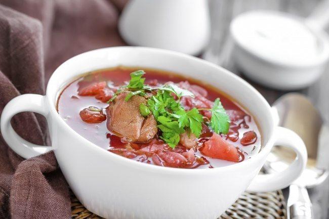 Dienas zupa: Karaliskais borščs
