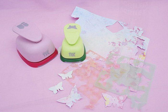 Dari pati: Plauktiņi no plastmasas trauciņiem dažādiem sīkumiem un rotaļlietām 15