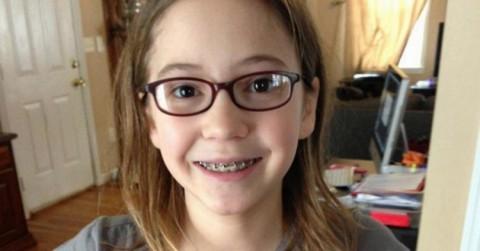Vēstule, kuru vecāki atrada pēc meitas nāves, pārsteidza daudzus