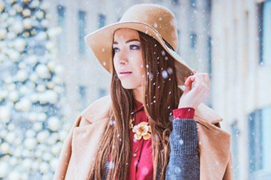 15 veiksmīgākie krāsu salikumi ziemas apģērbā 1