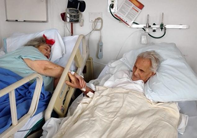 Viņi bija precējušies 60 gadus. Tas ko viņi pateica dzīves beigās aizkustina līdz asarām 1
