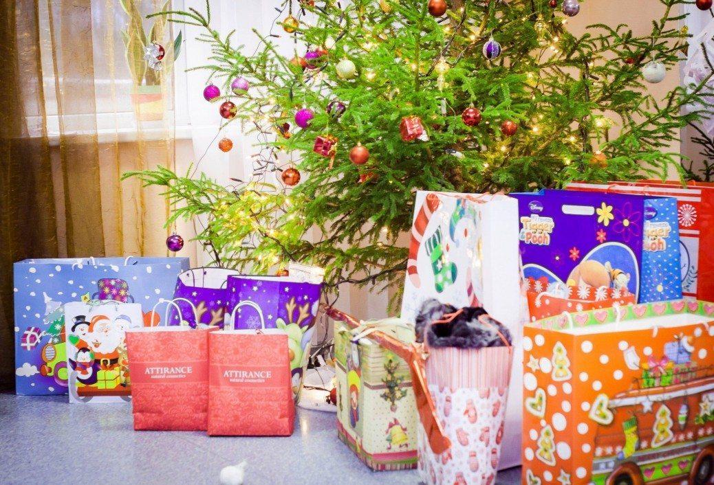 """Kā Ziemassvētki iesoļoja bērnu namā """"Vita"""" 7"""
