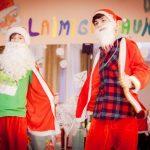 """Kā Ziemassvētki iesoļoja bērnu namā """"Vita"""" 9"""