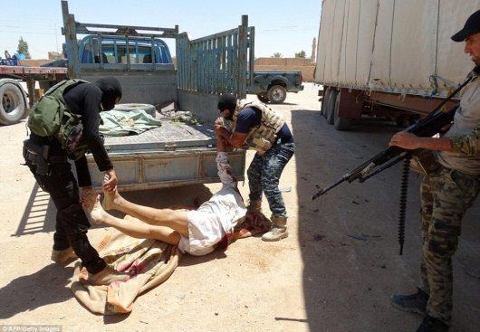 Islāma valsts kaujinieki Mosulā izpildījuši nāvessodus vairāk nekā 800 sievietēm