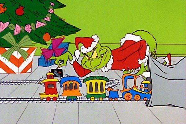 Kā banka divgadniekus Ziemassvētkos aptīra, jeb Swedbanka – Grinča filiāle.