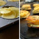 Kraukšķīgie kartupeļu tornīši: interesants risinājums bērnu ballītei un ne tikai 3