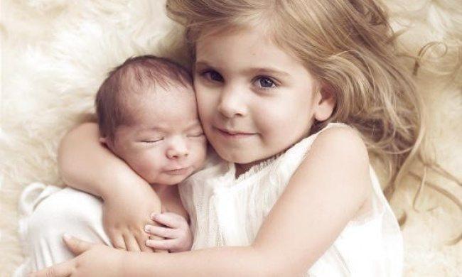 Maza meitenīte izglāba savu brālīti no nāves. Viņa nopirka ''BRĪNUMU'' 1