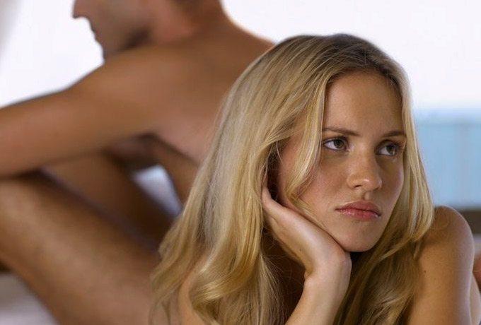 8 pašas izplatītākās sieviešu kļūdas gultā, pēc vīriešu domām