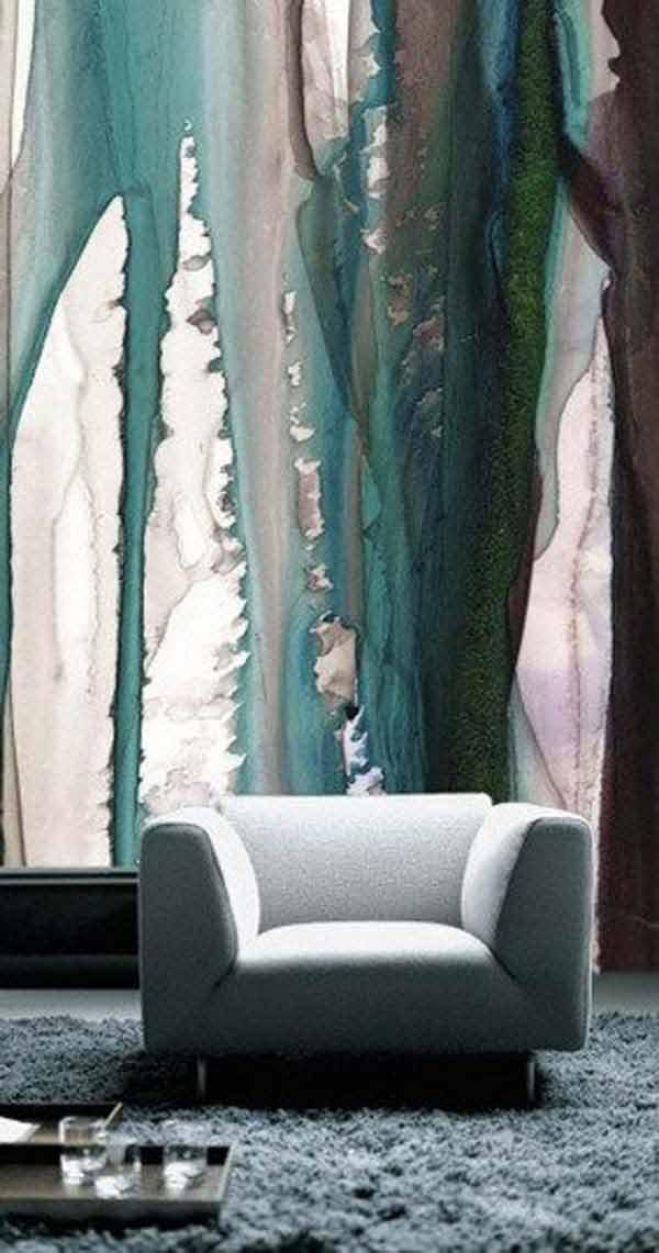Akvareļu burvība uz jūsu sienām. Padari savu interjeru unikālu un neatkārtojamu 16