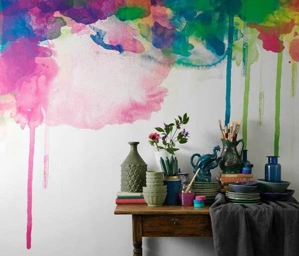 Akvareļu burvība uz jūsu sienām. Padari savu interjeru unikālu un neatkārtojamu 19