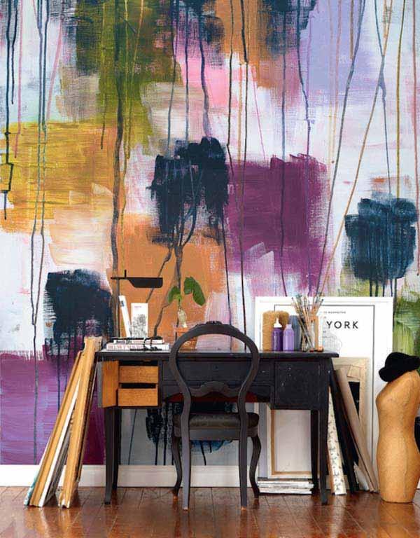 Akvareļu burvība uz jūsu sienām. Padari savu interjeru unikālu un neatkārtojamu 21