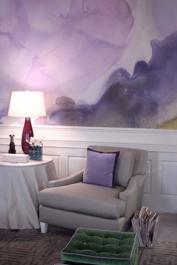 Akvareļu burvība uz jūsu sienām. Padari savu interjeru unikālu un neatkārtojamu 8