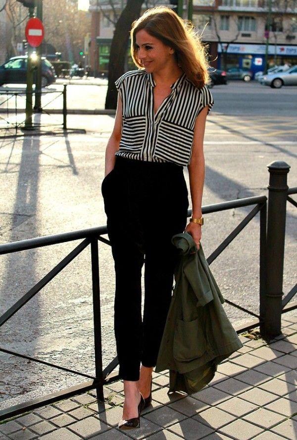 Viena no 2016.gada pavasara modes tendencēm apģērbā – platas līnijas 3