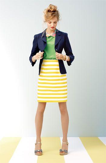 Viena no 2016.gada pavasara modes tendencēm apģērbā – platas līnijas 9