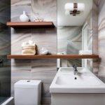 Pārkāpjot ierastā robežas: modernas tendences vannasistabas dizainā 8
