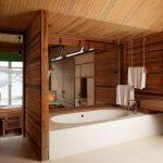 Pārkāpjot ierastā robežas: modernas tendences vannasistabas dizainā 3