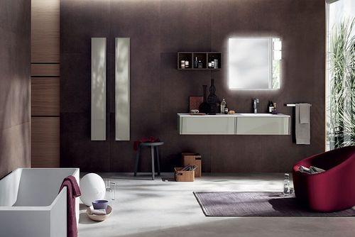 Pārkāpjot ierastā robežas: modernas tendences vannasistabas dizainā 9