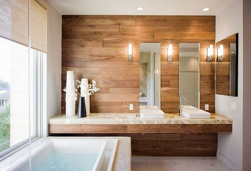 Pārkāpjot ierastā robežas: modernas tendences vannasistabas dizainā 5