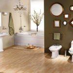 Pārkāpjot ierastā robežas: modernas tendences vannasistabas dizainā 16
