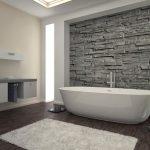 Pārkāpjot ierastā robežas: modernas tendences vannasistabas dizainā 19