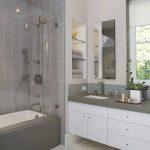 Pārkāpjot ierastā robežas: modernas tendences vannasistabas dizainā 58