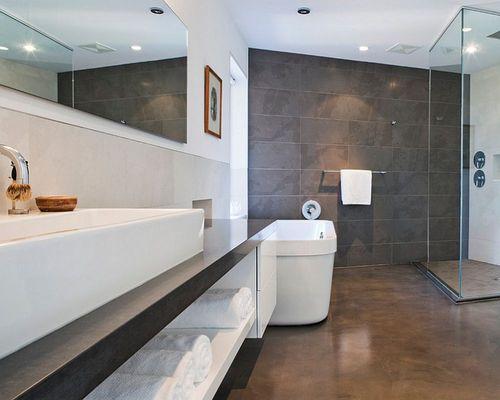 Pārkāpjot ierastā robežas: modernas tendences vannasistabas dizainā 20