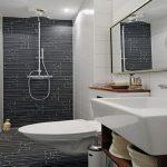 Pārkāpjot ierastā robežas: modernas tendences vannasistabas dizainā 46