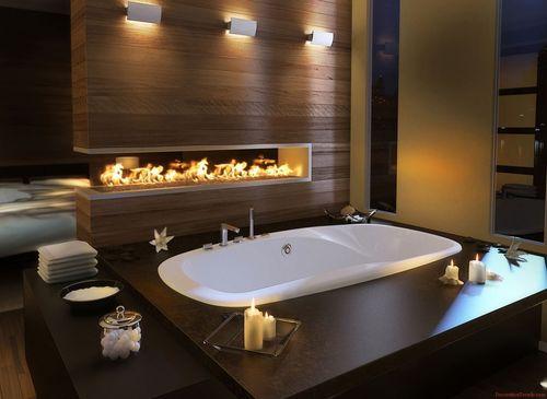 Pārkāpjot ierastā robežas: modernas tendences vannasistabas dizainā 24