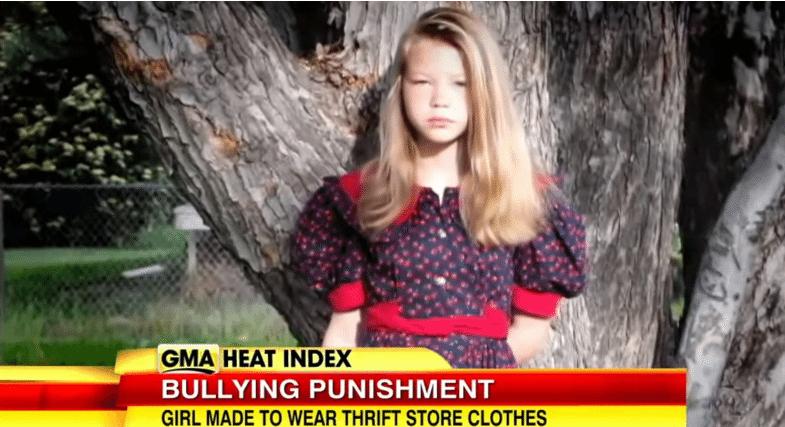 Viņas vecāki uzzināja, ka viņu meita skolā uzvedas nepieņemami un nežēlīgi izsmej citus bērnus. Vecāku piespriestais sods ir pelnījis aplausus 1