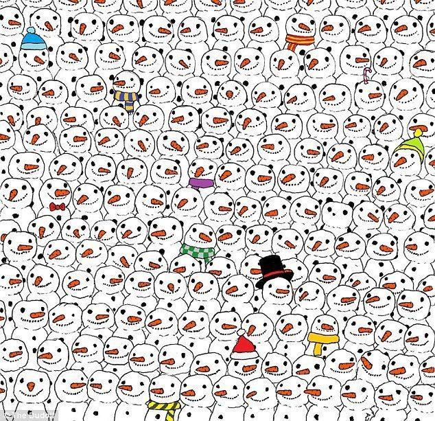 Flešmobs ''Atrodi pandu'' uzņem apgriezienus un satricina visu internetu. Tu vari to atrast? 2
