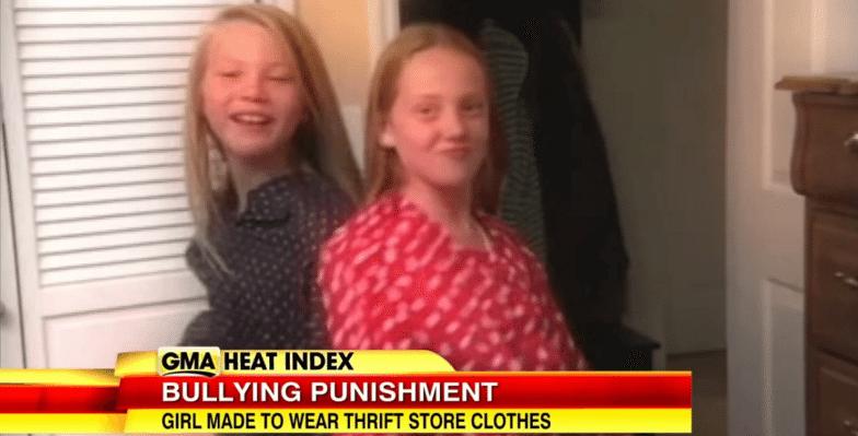 Viņas vecāki uzzināja, ka viņu meita skolā uzvedas nepieņemami un nežēlīgi izsmej citus bērnus. Vecāku piespriestais sods ir pelnījis aplausus 4