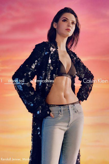 TEV TAS IR JĀREDZ - Calvin Klein jaunā reklāmas kampaņa 1
