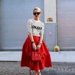 Viena no 2016.gada pavasara modes tendencēm apģērbā – platas līnijas 5