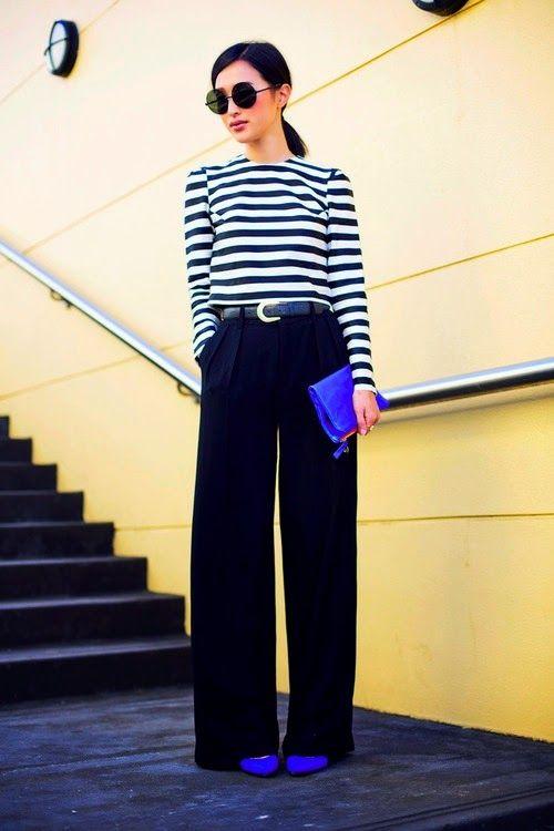 Viena no 2016.gada pavasara modes tendencēm apģērbā – platas līnijas 10