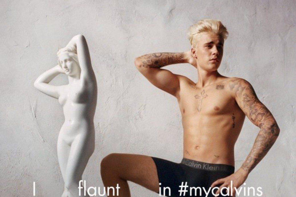 TEV TAS IR JĀREDZ - Calvin Klein jaunā reklāmas kampaņa 8