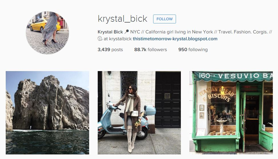 Stilīgākie Instagram modes blogi 6
