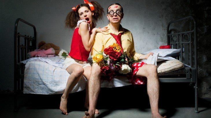 Kā padarīt laimīgu vīrieti un kā padarīt laimīgu sievieti