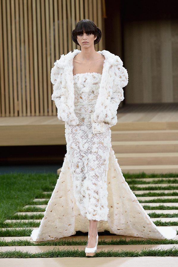 Augstās modes (The Haute Couture) šovi Parīzē 5