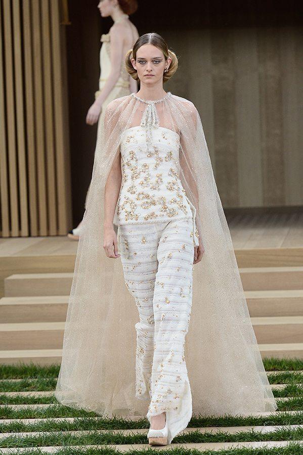 Augstās modes (The Haute Couture) šovi Parīzē 6