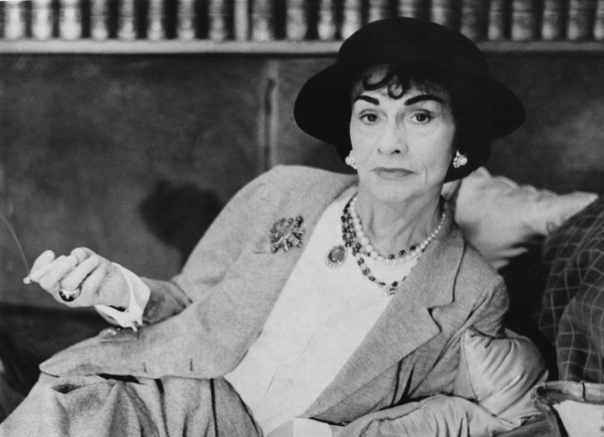 Interesanti fakti par Koko Šaneli (Coco Chanel) 4