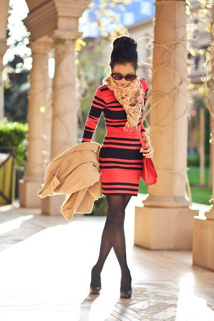 Viena no 2016.gada pavasara modes tendencēm apģērbā – platas līnijas 24