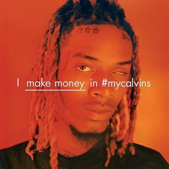 TEV TAS IR JĀREDZ - Calvin Klein jaunā reklāmas kampaņa 9