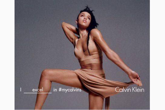 TEV TAS IR JĀREDZ - Calvin Klein jaunā reklāmas kampaņa 10