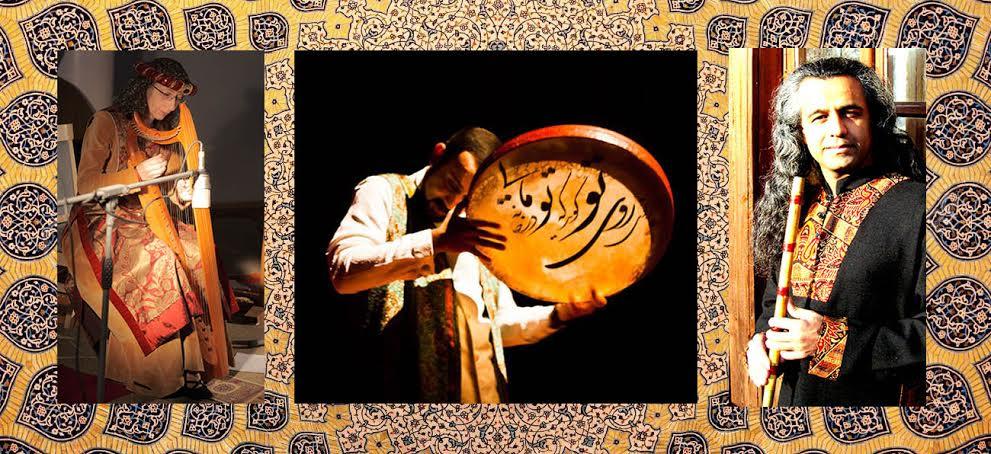 """Aicinām apmeklēt persiešu mūzikas koncertu """"Burvju flauta"""""""