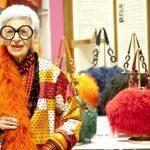 Pasaules stilīgākā deviņdesmitgadniece Īrisa Apfela (Iris Apfel) 6