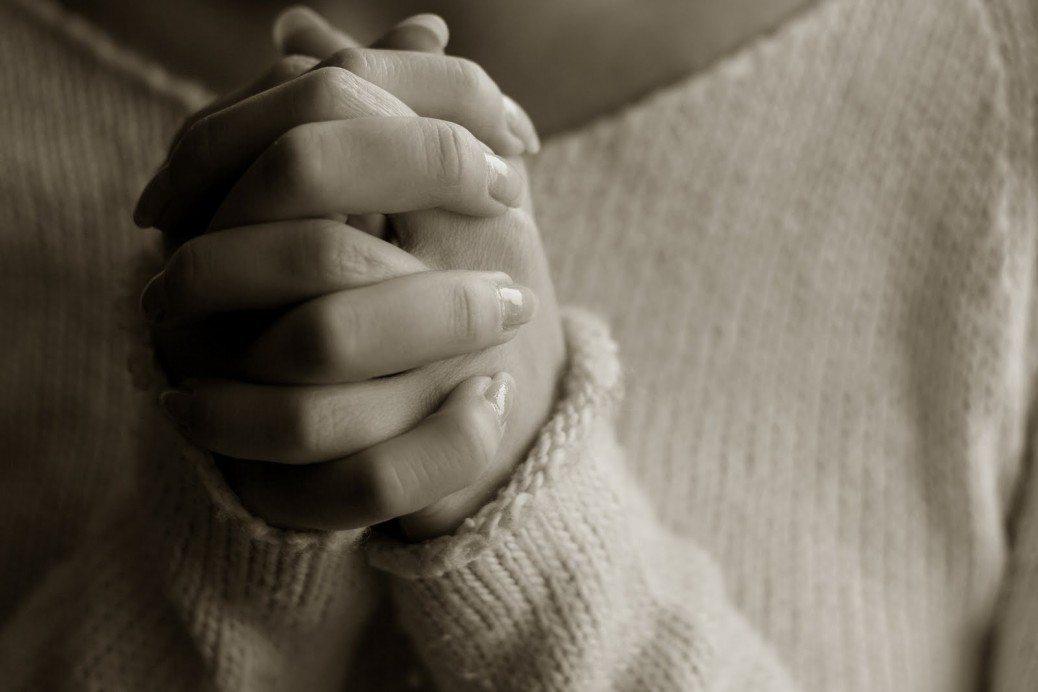 Es lūdzu un Dievs man atbildēja ''NĒ'' 1