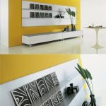 38-yellow-room-picture-rail-665×950